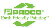 Padco Earth Friendly Painting Logo