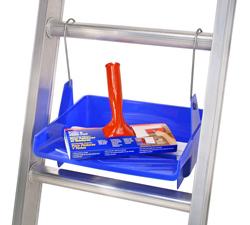 Padco Paint Pad Tray on Ladder